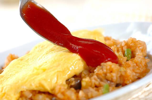 チキンライスの作り方の手順10