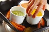 カラフルチーズのフォンデュ鍋の作り方7