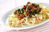 ラム肉のピリ辛炒めの作り方の手順