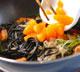 みかんと塩鮭のパスタの作り方4