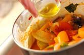 野菜たっぷりカポナータの作り方10