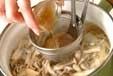 豆腐のゴマ風味みそ汁の作り方2
