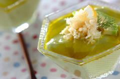 アボカドと豆腐のムース