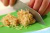 サキイカと大根のハリハリの作り方の手順1