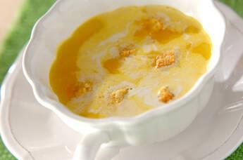 まろやかニンジンのスープ