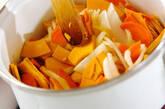まろやかニンジンのスープの作り方4