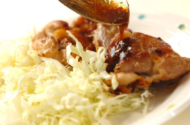 チキンのソテーの作り方の手順5