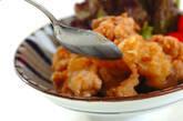 揚げ鶏のサッパリおろしがけの作り方7
