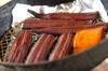 アナゴのスモークの作り方の手順2