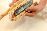 コアラちゃんデコ巻き寿司の作り方11