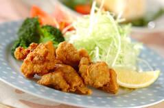 鶏肉のカレー唐揚げ