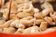 フライパン焼き鶏風の作り方9