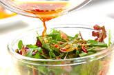 緑の温サラダの作り方4