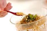 チリメン山椒の冷茶漬けの作り方2