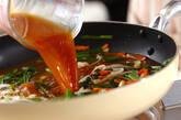 カレイの唐揚げあんかけの作り方7