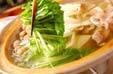 豚肉とキノコのお鍋の作り方10