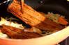 ウナギバゲット寿司の作り方の手順3