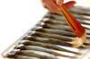 シシャモのおろし和えの作り方の手順3