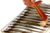 シシャモのおろし和えの作り方3