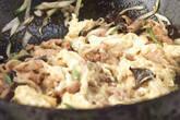 ふわふわ卵炒めの作り方5