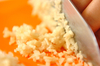 ショウガと餃子のふんわり卵スープのポイント・コツ1