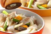 イカと野菜のオーブン焼きの作り方8