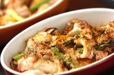 イカと野菜のオーブン焼きの作り方3