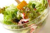 タコの和風サラダの作り方1