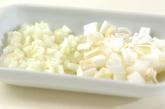コーンミルクの作り方1