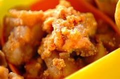 鶏の明太子バター焼き