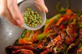 サンマ缶のピリ辛焼きそばの作り方9