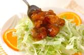 オレンジチキンの作り方3