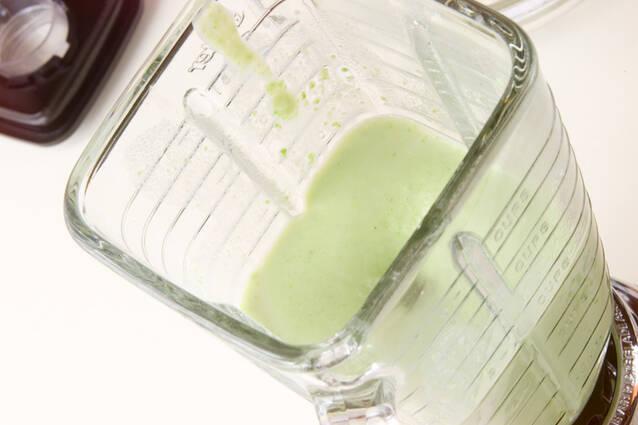 エンドウの香りポタージュの作り方の手順5