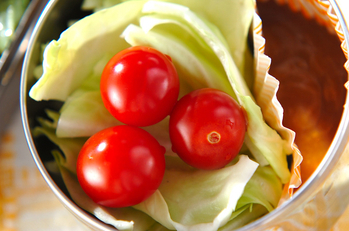 野菜の甘みそディップ