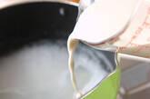 豆乳カン・抹茶ソースの作り方3