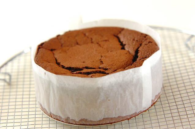 ガトーショコラの作り方の手順7