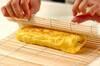 卵のウインナー巻きの作り方の手順5