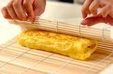 卵のウインナー巻きの作り方5