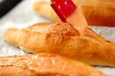 明太子フランスパンの作り方11