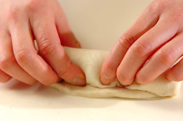 明太子フランスパンの作り方の手順8