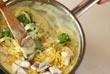 鯛のフェットチーネの作り方5