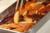 ふんわりパンケーキのフレンチトーストの作り方6