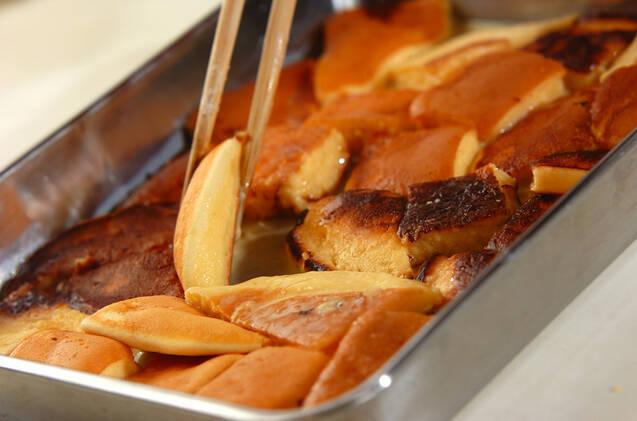 ふんわりパンケーキのフレンチトーストの作り方の手順6