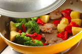 豚肉とパイナップルの炒め物の作り方6