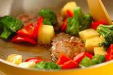 豚肉とパイナップルの炒め物の作り方7