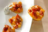 アーモンドキャンディーの作り方の手順