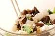シイタケの長芋和えの作り方3