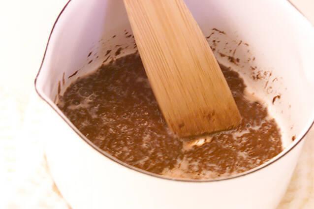 チョコレートシフォンの作り方の手順3