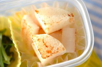 長芋の塩炒め
