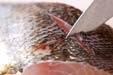 スズキの塩焼きの作り方6